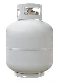 We refill propane tanks!